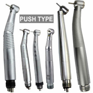 Kavo Type Dental E generator Led Fiber Optic High Speed Handpiece Turbine 6 4 2h