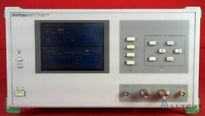 Anritsu Mp1777a 10 Ghz Jitter Performance Analyzer Spectrum Analyzer