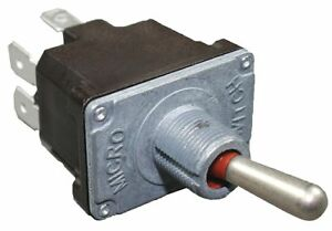 Honeywell Toggle Switch Number Of Connections 4 Switch Function Momentary
