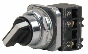 Siemens Non illuminated Selector Switch Size 30mm Position 2 Action