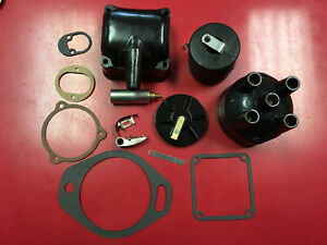 Farmall International H4 Magneto Master Rebuild Repair Overhaul Kit A B H M
