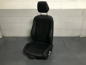 2015 Bmw 328i Front Left Driver Seat Assembly Sport Leather Memory Electric Oem