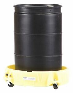 Enpac 5205ye Spill Collection System Yellow 500 Lb