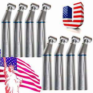 8 Usa Kavo Style Dental Led Low Speed Handpiece Contra Angle E type Cry