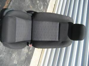 2005 06 07 08 2009 Ford Mustang Gt Passenger Seat W Black Cloth Pony Emblem Oem