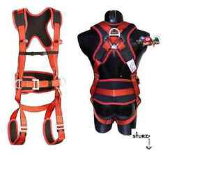 Premium Full Body Harness Climbing Belt Fall Protection Tree Care Stop
