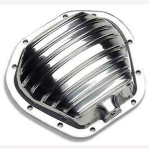 Polished Aluminum Differential Cover Dana 35 Jeep