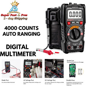 Multi Function Digital Multimeter Tester For Automotive Household Electrical New