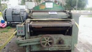 Orton Machine Co 36 Planer