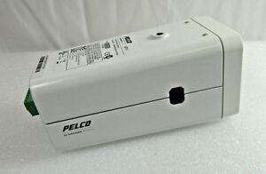 Pelco Ixp11 Sarix 1 Mp H 264 Indoor Day night Fixed Box Ip Camera With Auto Back
