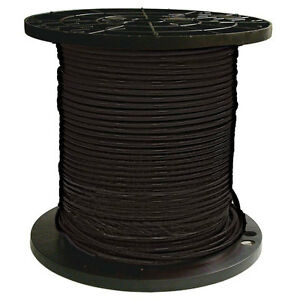 500 Ft 8 Awg Gauge Stranded Thhn Single Conductor Electrical Copper Wire Cable