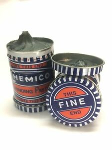 100 G Chemico Valve Grinding Paste Fine Coarse Grade Made In England Best
