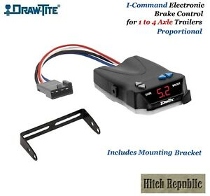 I command Trailer Brake Control controller Proportional For 1 4 Axles 5535