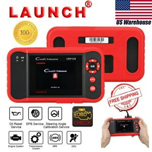 Launch Crp129 Obdii Diagnostic Scanner Abs Srs Better Than Crp123 creader Viii
