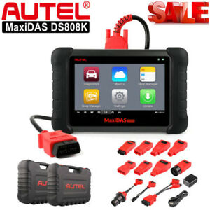 Autel Md808 Obd2 Diagnostic Tool As Md808 Pro For Bms Oil Reset Srs Abs Dpf Epb