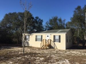 2006 Nobility Mobile Home With Land 2br 2ba 24x36 Bronson Florida