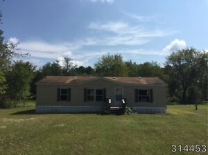 2008 Nobility Mobile Home With Land 3br 2ba 24x44 White Springs Florida