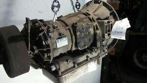 2000 Allison 2400 Core Transmission Has Pto Gear Clutch Material In Pan