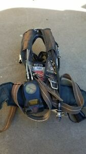 Scott 4 5 Ap50 Air Pack Harness Scba Harness Pak Frame