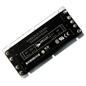 V48a3v3c264al Vicor Dc To Dc Converter And Switching Regulator Module