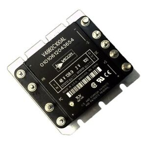 V48b2c100al Vicor Dc To Dc Converter And Switching Regulator Module