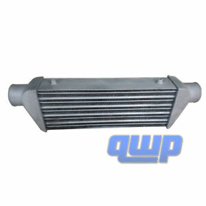 Universal Intercooler 3 I o 26 5x7 25x4 Delta Fin Bmw Accord Sentra Dodge Acura