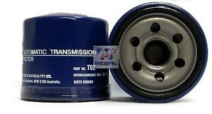 Wesfil Oil Filter For Subaru Impreza 1992 2007 External Spin On To2
