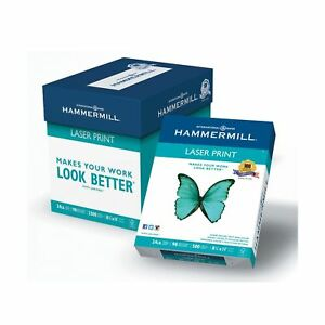 Hammermill Paper Laser Print Poly Wrap 24lb 8 5 X 11 Letter 98 Bright 2