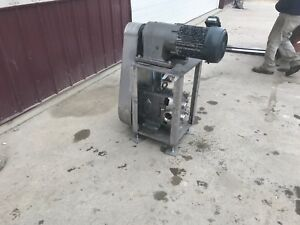 Waukesha Cherry Burrell 060 Positive Displacement Pump
