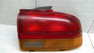 Saturn S Series Sedan 93 94 95 Sl Sl1 Sl2 Tail Light Passenger Right Oem Genuine