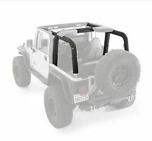 Smittybilt 5665101 Replacement Molle Roll Bar Padding Cover Kit For 98 02 Tj