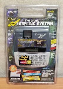 Brother Pt 310 Electronic Labeling System