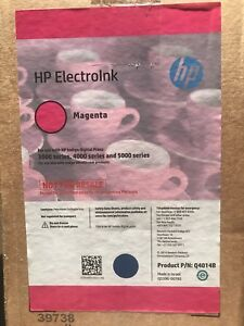 Hp Indigo Ink Magenta Electroink For Series 3000 4000 5000