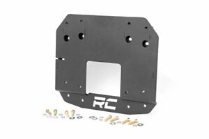 Rough Country 10526 Spare Tire Relocation Bracket For 2018 Jeep Wrangler Jl