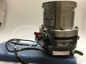 Edwards Ext250 iso 100 Turbo Molecular Pump