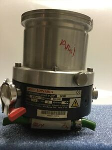 Edwards Ext250 Turbo Molecular Pump