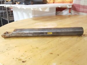 1 1 2 X 14 Boring Bar Kennametal Usa With Insert For Lathe Mill Machinist Tool