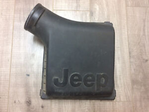 Oem 2004 Jeep Grand Cherokee Overland 4 7l H O V8 4wd Air Cleaner Upper Top Half