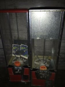 2 Capsule Toy Bulk Vending Machine 2 Inch Vendor A a Ashland Nw Needs Repainted
