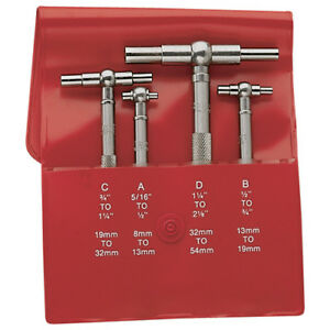 Starrett S579gz Telescoping Gage Set