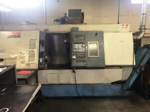 Mazak Integrex 200 Sy Cnc Turning Center With Sub Milling Y axis