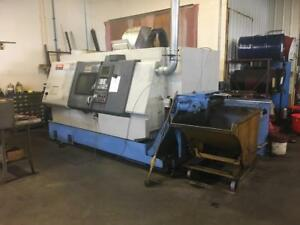 Mazak Integrex 200y Cnc Turning Center W Tailstock Milling Y axis