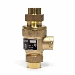Watts 9d m3 1 2 Dual Check Valve 1 2 In