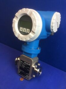 Endress Hauser Promag 23h Electromagnetic Flowmeter 23h22 1f0a1aa022aa