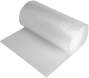 30 Ft Sealed Air Bubble Wrap Roll 3 16 12 Wide Perforated Every 12