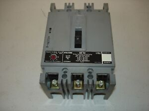 used Westinghouse Mark 75 Circuit 10 Amp 600 Vac Breaker Hfb3110ml used