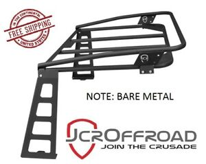 Jcr Offroad Prerunner Roof Rack Bare Metal 86 92 Jeep Comanche Mj
