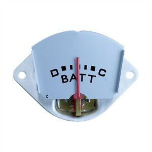 1951 1952 Ford Pickup Ford Truck Replacement Ammeter Gauge