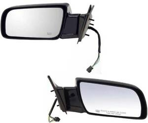 1998 1999 Tahoe Suburban Yukon For Power Mirrors With Heat Pair Left And Right