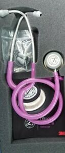 New 3m Littmann Classic Iii Stethoscope Lavender Tube Price Firm